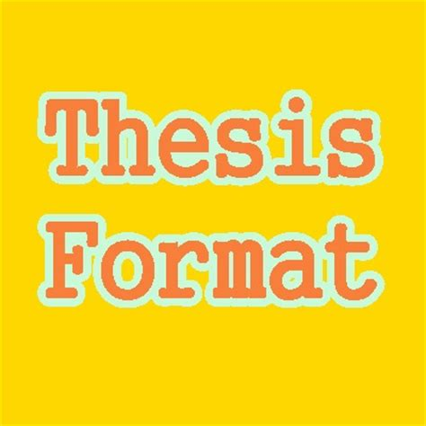 Sample acknowledgment page for thesis writing